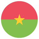 Flag for Burkina Faso